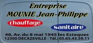 Entreprise MOUNIE Jean-Philippe